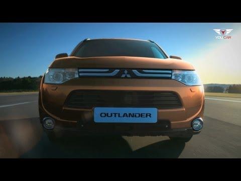 ? 2013 Mitsubishi Outlander - Trailer