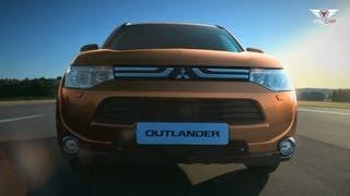 Mitsubishi Outlander - All Videos