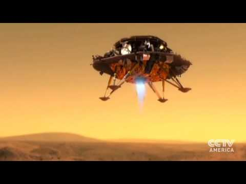 China unveils its 2020 Mars probe