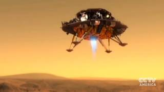 China unveils its 2020 Mars probe