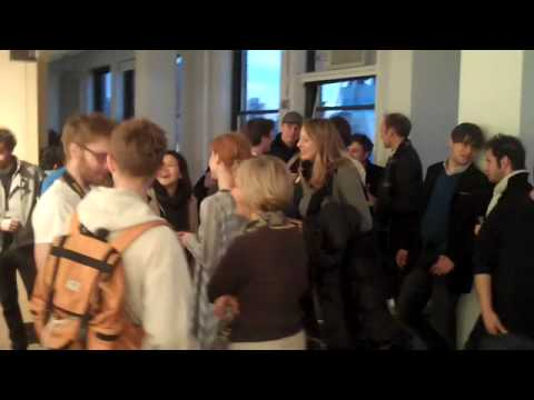 Opening Party for TRANS SIBERIA by Warm Engine at Studio-X