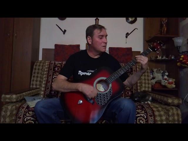 Андрей Котов - Птичка певчая (Песня под гитару)