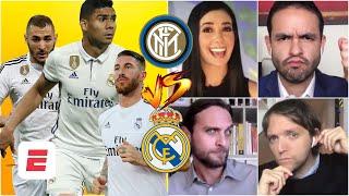 Sin Ramos y Benzema, el Real Madrid OBLIGADO a no perder con el Inter. Regresa Casemiro | Exclusivos