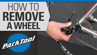 How to Remove aฑd Install a Wheel on a Bicycle