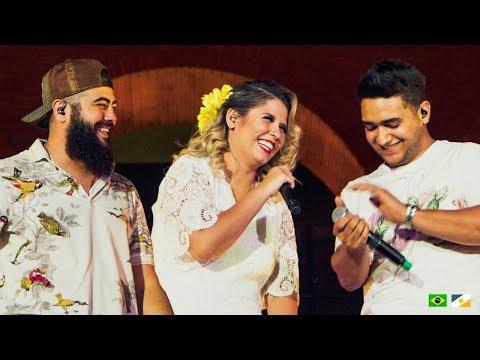 Mar铆lia Mendon莽a feat. Henrique e Juliano - CASA DA M脙E JOANA (TODOS OS CANTOS)