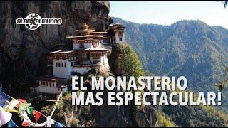El monasterio más espectacular del mundo! - Bután #4