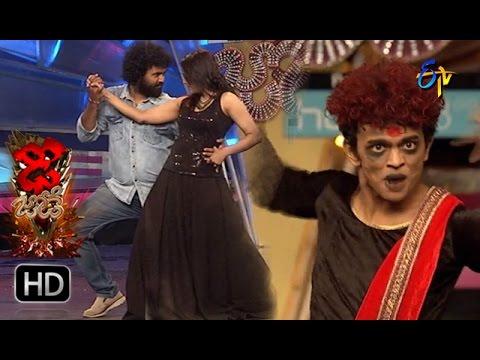 Dhee Jodi   16th November 2016   Full Episode   ETV Telugu