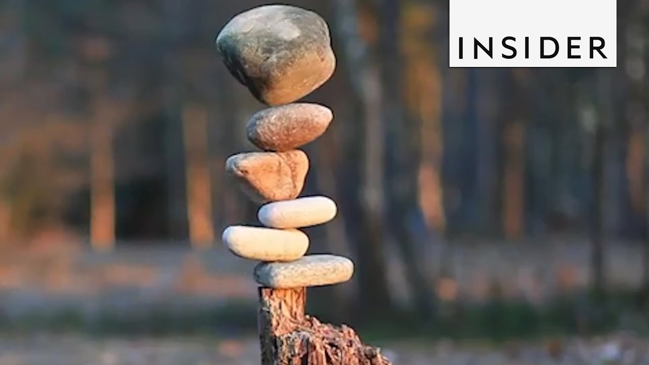 Master Of The Rock Stack Youtube