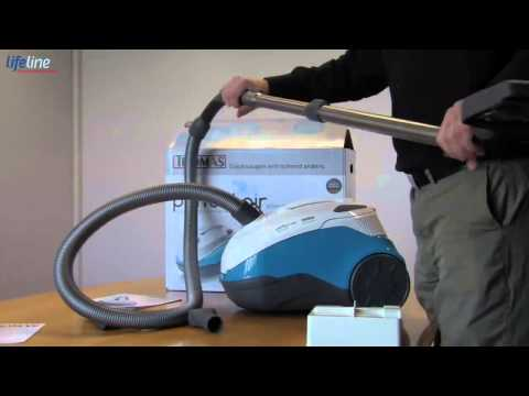 Lifeline testet: THOMAS perfect air allergy pure