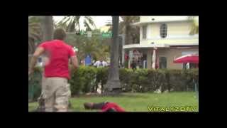vitalyness dtp how to pick up girls miami zombie prank