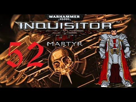Man-Eater Cult Versus Firestorm | Warhammer 40k: Inquisitor - Martyr Gameplay #52