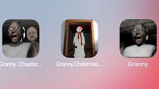 granny mod horror cristmas fgteev game fan choice friday escape menu funny roblox channel app