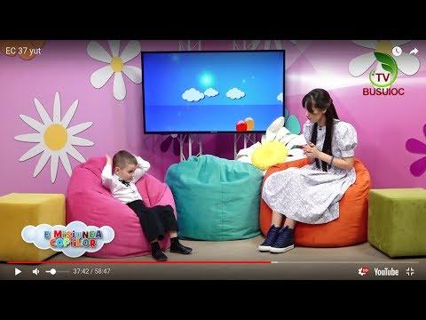 E Misiunea Copiilor  37. Invitați: Iacob Carolina și Anițoi Bogdan