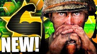 """SPECIALIST"" COMING TO COD WWII + FREE DLC Guns via Random Perk? (3 Insane New Basic Trainings!)"