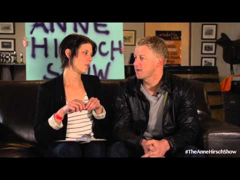 Gareth Cliff on The Anne Hirsch Show: S02, EP15