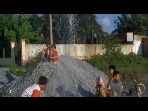 Thử nghiệm tên lửa nước ghép tầng :D
