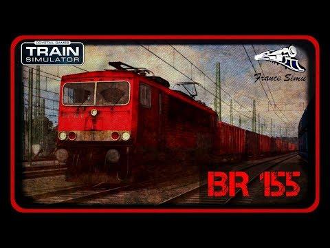 Train Simulator 2018 | DB BR 155 Repaint Pack |Hamburg-Hannover