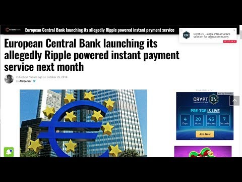 Ripple XRP/ Central Banks/ European Central Bank/Germany Central Bank