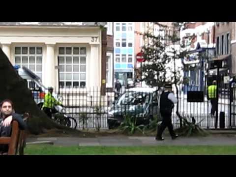UK Uncut - Soho Square - May 28