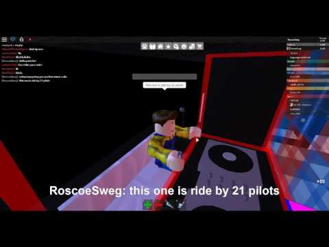 roblox ride song id