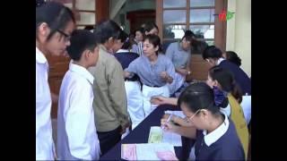 Truyền hình Hải Dương: Từ Tế Tzu Chi Việt Nam khám bệnh từ thiện và Trao tặng trợ cấp học phí
