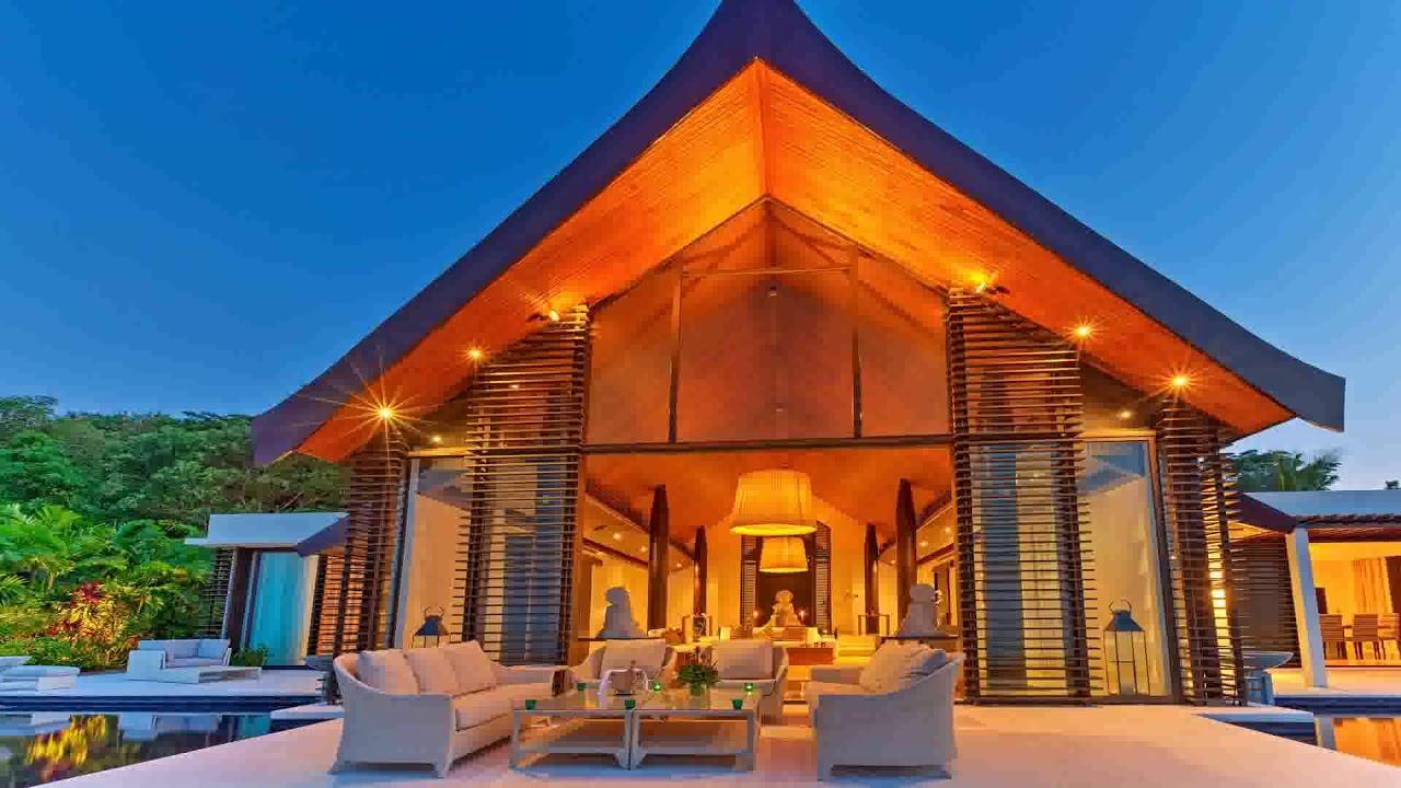 Thai Traditional House Design