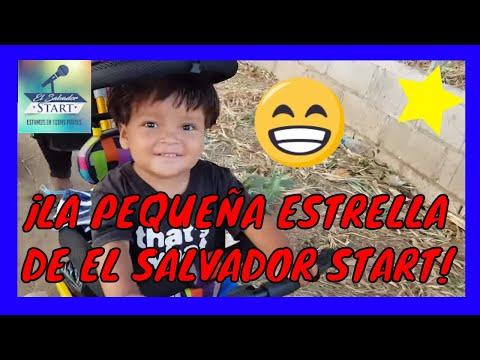 LA PEQUEÑA ESTRELLA DE EL SALVADOR START, EL GRAN NEFTALI