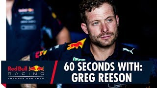 60 Seconds With: Garage Technician Greg Reeson