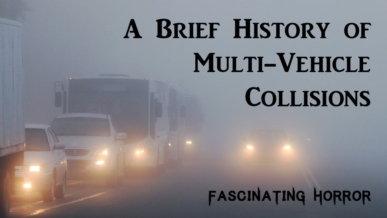 A Brief History of Multi-Vehicle Collisions | Fascinating Horror