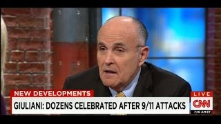 Rudy Giuliani: Muslim-Americans Celebrated After 9/11 But Trump Exaggerated