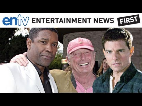 Denzel Washington And Tom Cruise React To Tony Scott's Suicide: ENTV