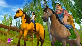 Stolen Horse ! Star Stable Online Game Play With Honey Hearts C Video