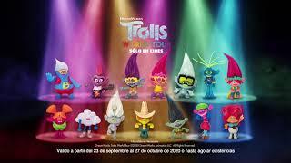 Cajita Feliz - Trolls 2
