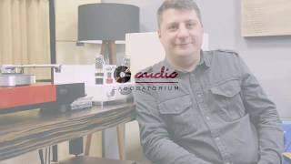 Gambar cover Maciej Lachowski ( Fezz Audio) w salonie Audio Laboratorium