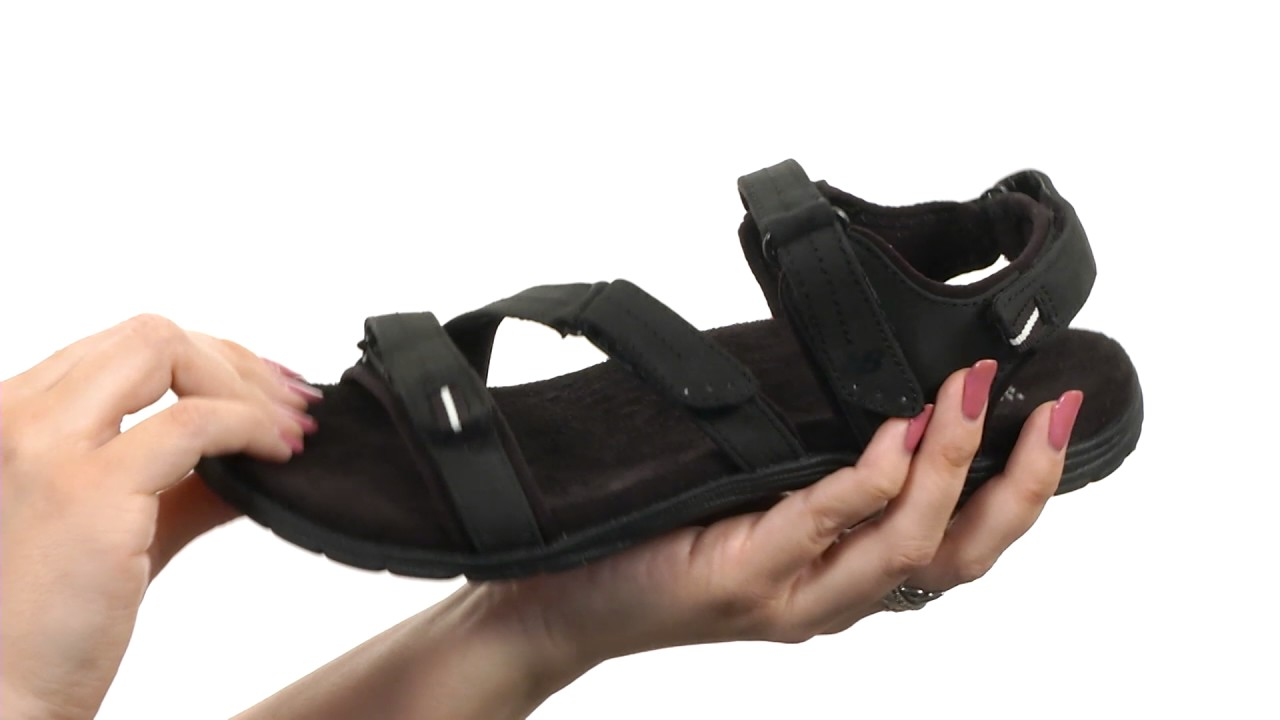 e17e8d69999b New Balance Maya Leather Sandal SKU 8928401 - YouTube