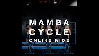 #18 50 minute Mamba Cycle Ride with Keira