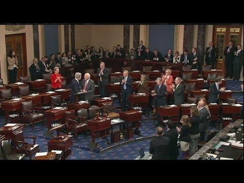 senate loses seniority