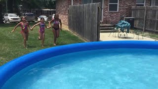 kids inflatable fun