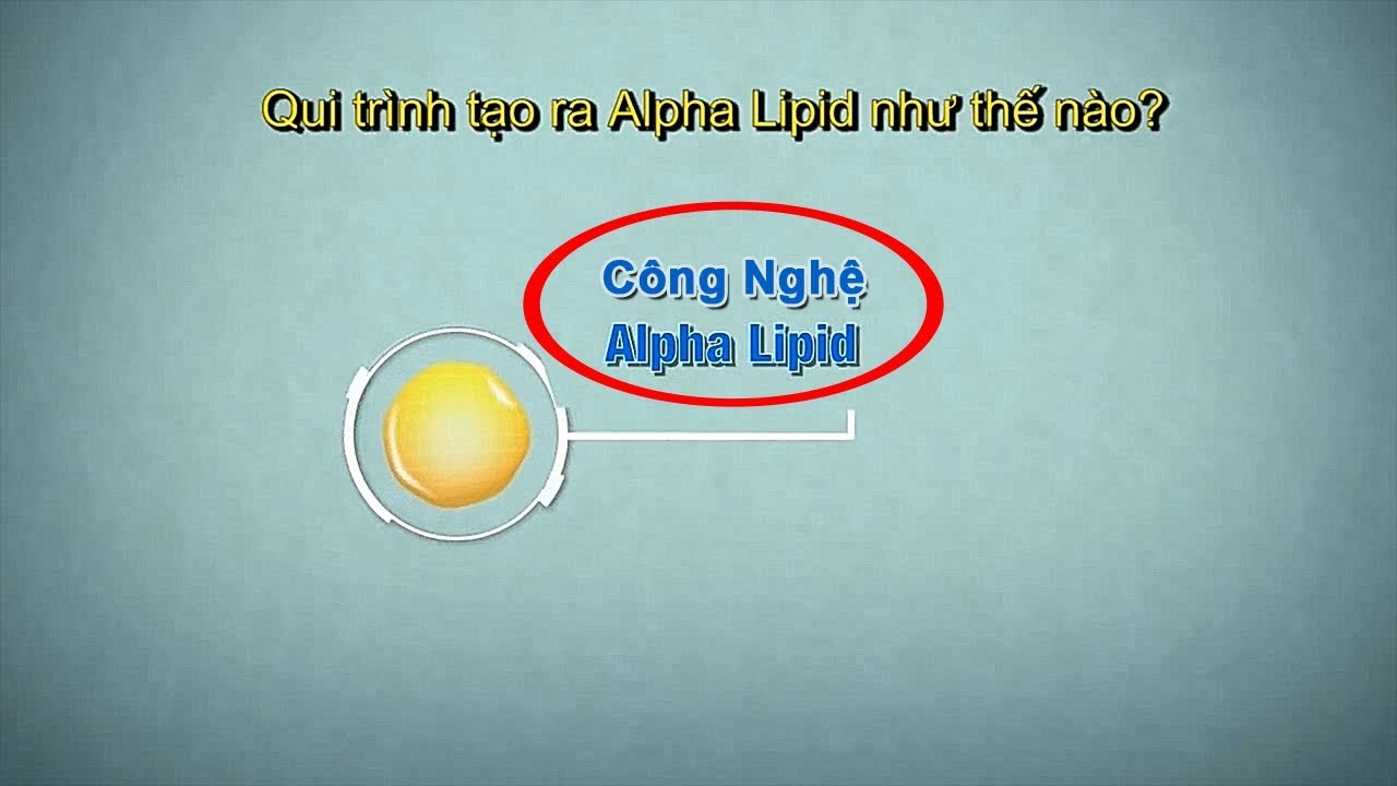 Công nghệ alpha lipid trong sữa non alpha lipid lifeline New Image New Zealand