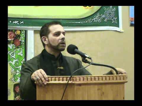 Hassanain Rajabali May 12, 2011 at Al-Huda Islamic Centre