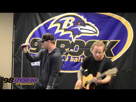 Shinedown Interview and acoustic performance of
