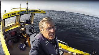 Man goes Fishing Alone on his Tiny Boat | Solo Fishing Adventure | FULL DOCUMENTARY
