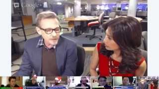 MyFOXLA Google+ Hangout: Dennis Christopher Talks Django Unchained