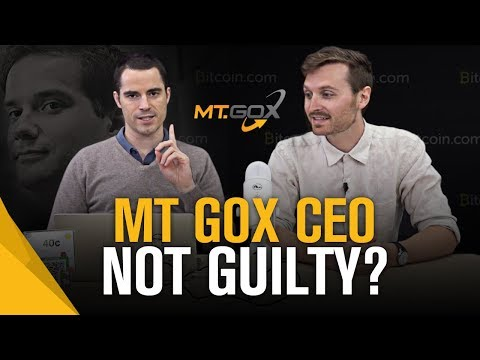 Mt. Gox CEO Mark Karpeles Found Not Guilty Of Embezzlement | Roger Ver And Corbin Fraser