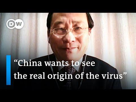 Chinese officials dispute Wuhan origin of the coronavirus | DW News