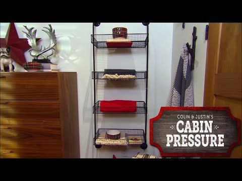 DIY Space Saver Wardrobe – Cabin Pressure