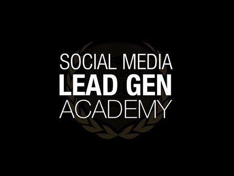 Social Media Lead Gen Academy Review Bonus - Most Up To Date Social Media Lead Training Course
