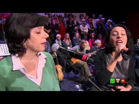 Ambrogio Sparagna - La ChiaraStella 2016 - Backstage - www.HTO.tv