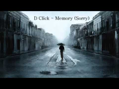 D Click - Memory (Sorry) (Official Audio)