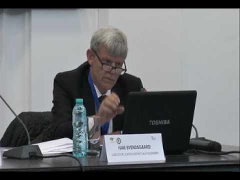 Ivar SVENDSGAARD - Reforma instantelor norvegiene